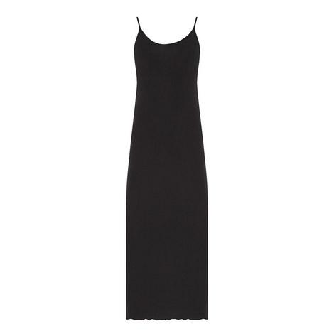 Midi-Length Slip Dress, ${color}