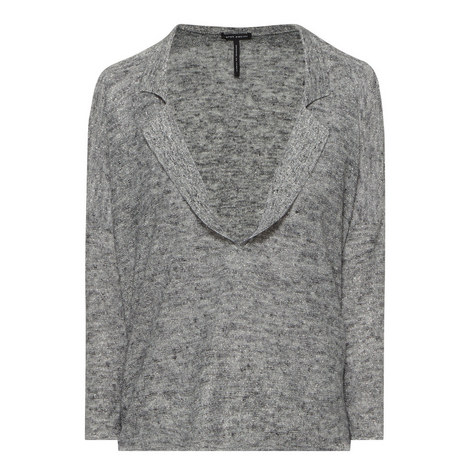 Lurex Knitted Top, ${color}