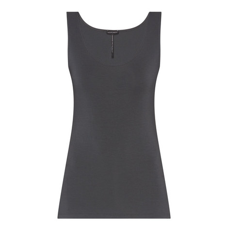 Anais Stretch-Modal Tank Top, ${color}