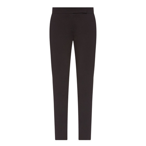Sylvie Straight Fit Trousers, ${color}