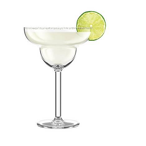 Set of 4 Margarita Glasses, ${color}