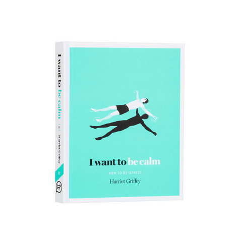 I Want To Be Calm By Harriet Griffey, ${color}