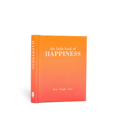 The Little Book Of Happiness By Alison Davies, ${color}