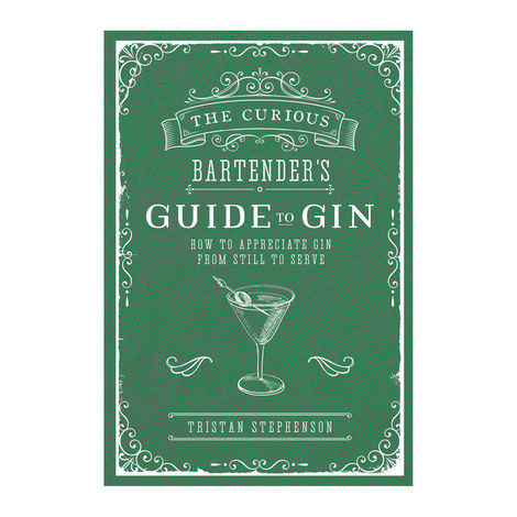 The Curious Bartender's Guide to Gin, ${color}