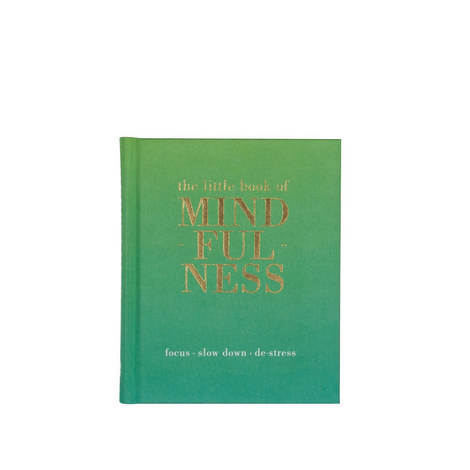 The Little Book Of Mindfulness By Tiddy Rowan, ${color}