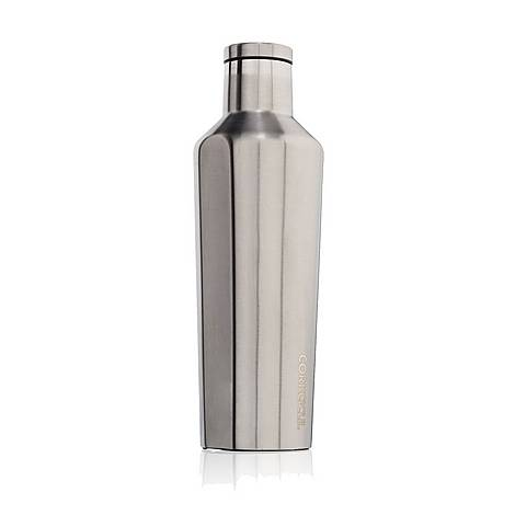 Brushed Steel Canteen 470ml, ${color}