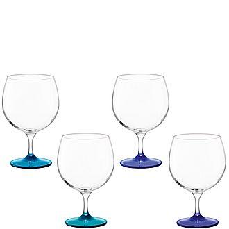 Set of 4 Coro Balloon Glasses