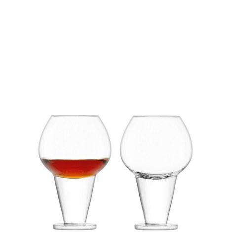 Set of 2 Rum Tasting Glasses, ${color}