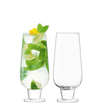 Set of 2 Mixer Glasses