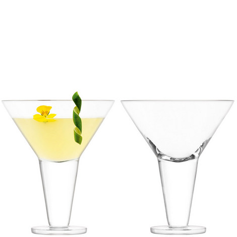 Set of 2 Rum Cocktail Glasses, ${color}