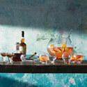 Rum Punchbowl Set, ${color}