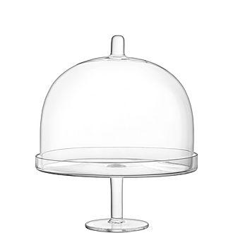 Serve Arch Cake Stand & Dome