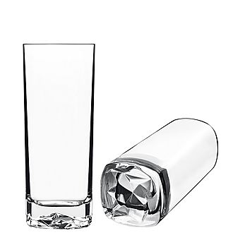 4-Piece High Ball Glasses