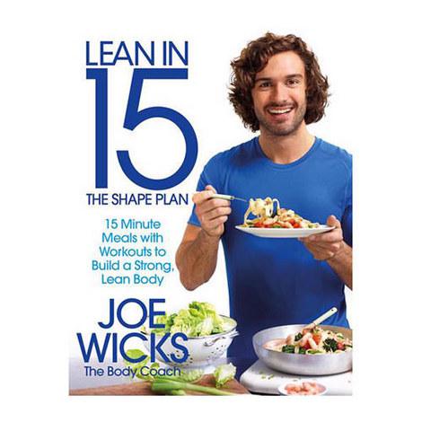 Joe Wicks - Lean In 15: The Shape Plan, ${color}