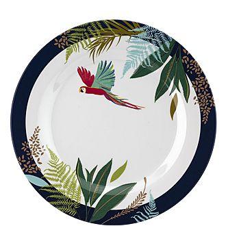 Parrots Side Plate