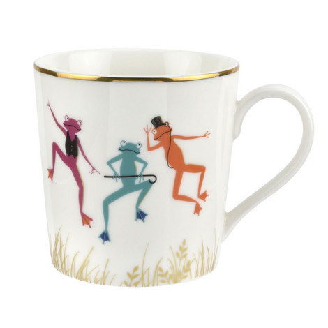 Mighty Fine Frogs Mug, ${color}