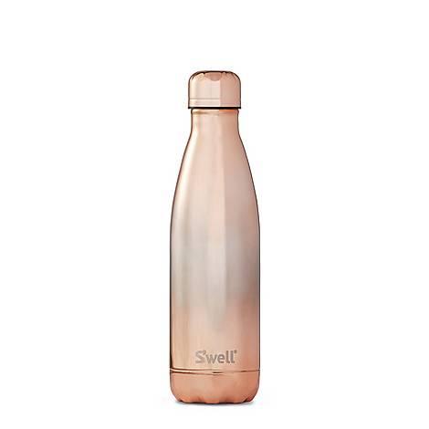 Ombre Metallic Water Bottle 0.5L, ${color}