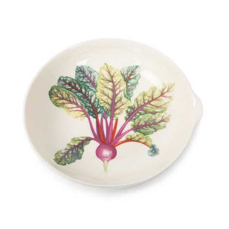 Orto Medium Bowl With Lip, ${color}