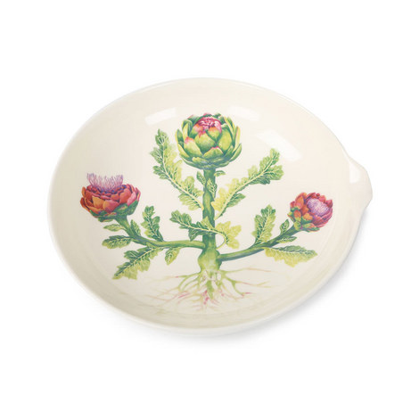 Orto Large Bowl With Lip, ${color}