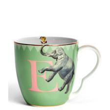 Alphabet Mug E