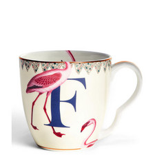 Alphabet Mug F