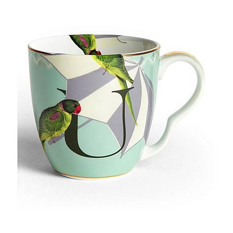 Alphabet Mug U, ${color}