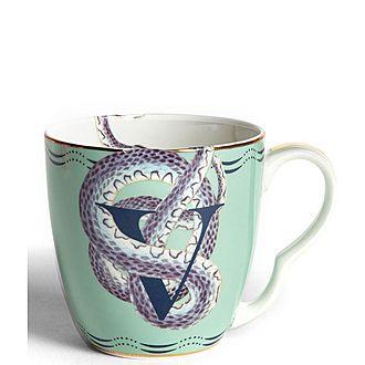 Alphabet Mug V
