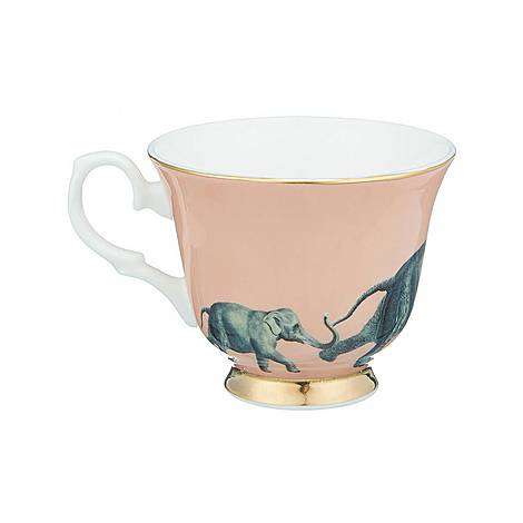 Elephant Tea Cup and Saucer, ${color}