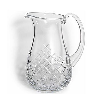Barwell Crystal Pitcher