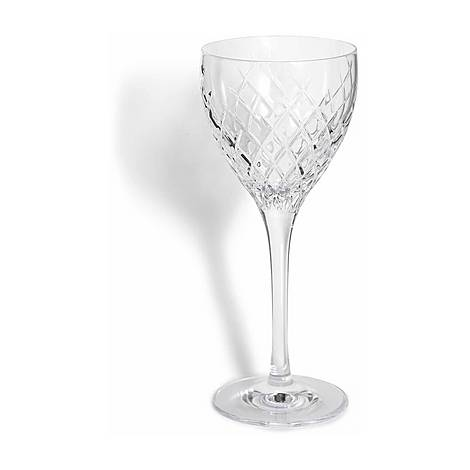 Barwell Cut Crystal Wine Glass, ${color}