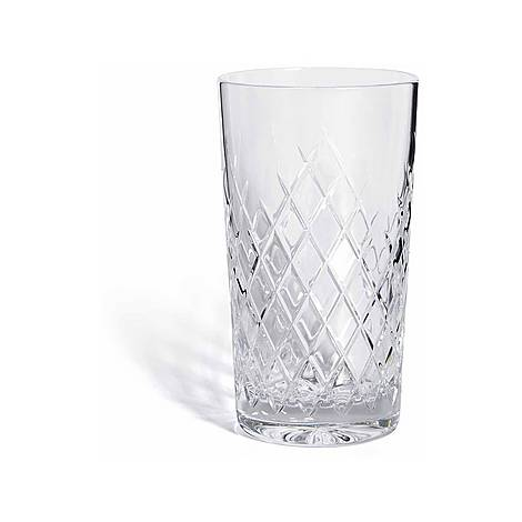 Barwell Cut Crystal Highball Glass Set of Two, ${color}