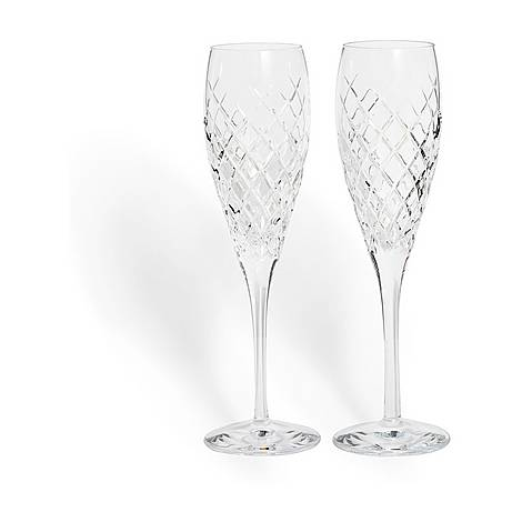 Set of Two Barwell Champagne Flutes, ${color}