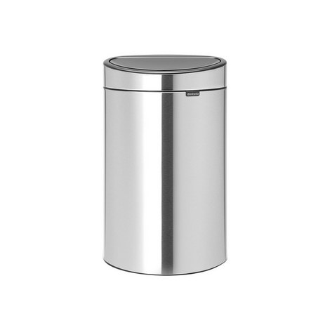 Stainless Steel Touch Bin 23/10 Litre, ${color}