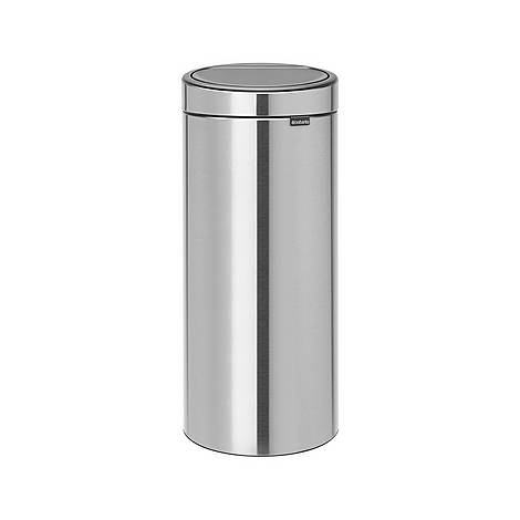 Stainless Steel Touch Bin 30 Litre, ${color}