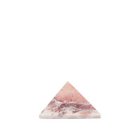 Triangle Marble Serving Board, ${color}