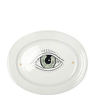 Eye Spy Serving Dish