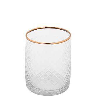 Small Mystery Water Glass