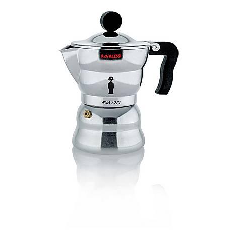Moka Three-Cup Espresso Coffee Maker, ${color}