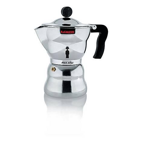 Moka Six-Cup Espresso Coffee Maker, ${color}