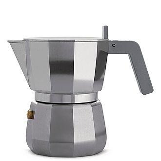 Moka Three-Cup Espresso Coffee Maker