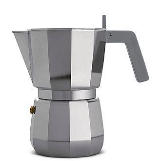 Moka Six-Cup Espresso Coffee Maker