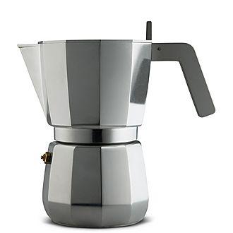 Moka Nine-Cup Espresso Coffee Maker