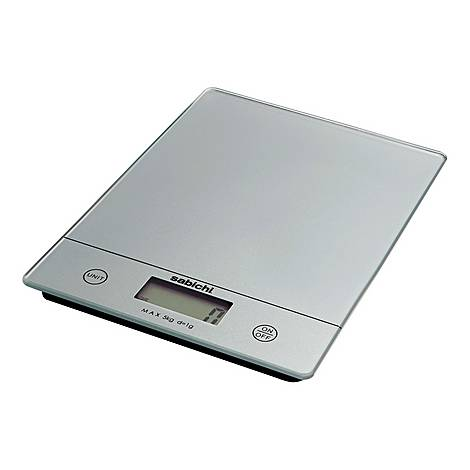 Digital 5kg Slim Line Kitchen Scales, ${color}