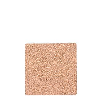 Square Leather Coaster 10cm