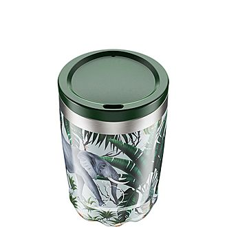 Tropical Elephant Travel Mug 340ml