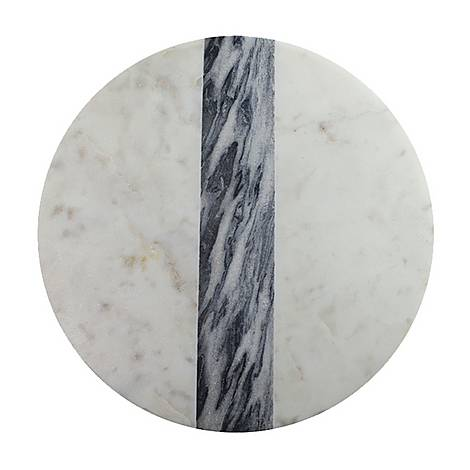Round Marble Serving Board, ${color}