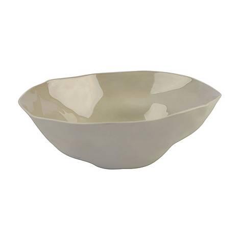 Large Stoneware Serving Bowl, ${color}