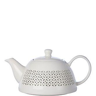 Pierced Teapot