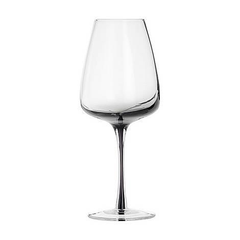 Smoke White Wine Glass, ${color}