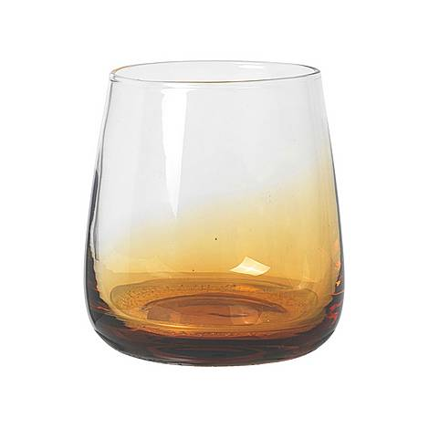 Amber Tumbler Glass, ${color}